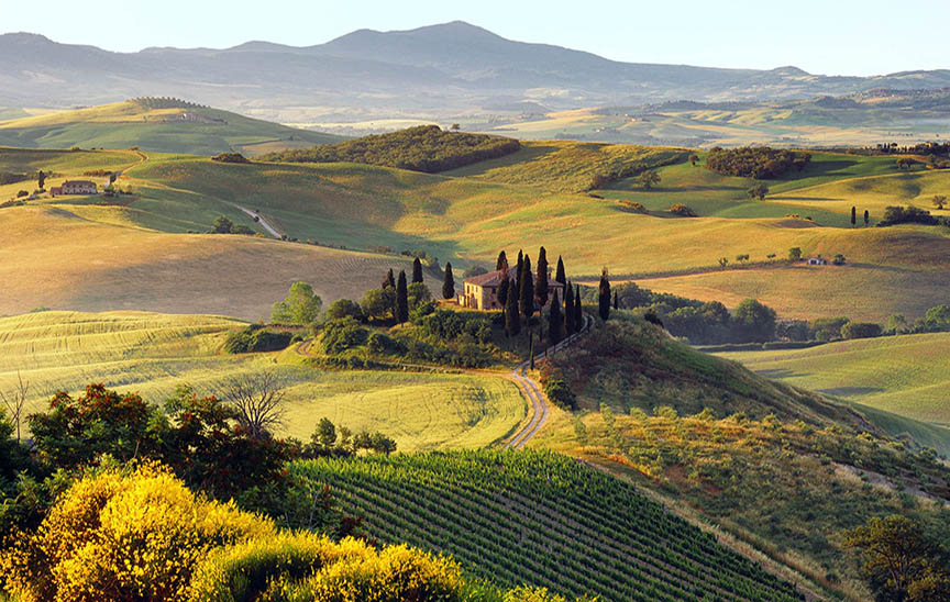 See Tuscany and More with Tulane Alumni Travel