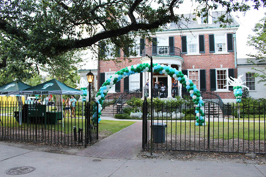 Host Your Event at Bea Field Alumni House